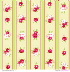 Patterned Paper Granny's Wallpaper